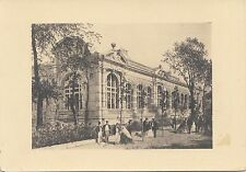 BF27205 vichy casino de vichy musee du chastel franc  france  front/back image