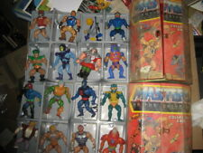 He-Man Masters of the Universe 15 vintage loose figure collection lot w2 cases +