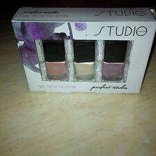 Nail polish Neutral colour  & Nail stamp set UK FREE POST  GIFT 2 packs
