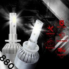 XENTEC LED HID Foglight kit 880 White for 1993-1995 Plymouth Acclaim