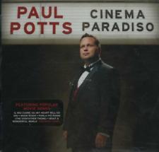 Paul Potts-Cinema Paradiso (Uk Import) Cd New