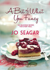 A BIT OF WHAT YOU FANCY by Jo Seagar                FREE shipping  9781775533399