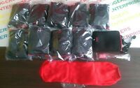 Job Lot 10 x Kingfisher Airlines In-Flight Travel Kit Bag Socks Toothbrush/Paste