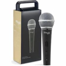Stagg Professionell Cardioid Dynamisches Mikrofon (SDM50)