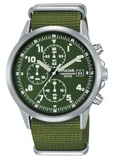 Pulsar Gents Military Watch - PM3127X1 (formally PJN301X1) NEW EXCLUSIVE