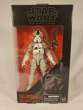 Hasbro Star Wars Black Series 6 Inch #31 AT-AT Driver NIB Action Figure