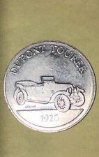 Dupont Tourer 1920 Sunoco Antique Car Series 1 Coin Token