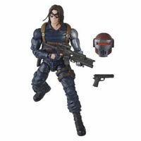 Marvel Legends Black Widow Series Winter Soldier 6-Inch Action Figure with BAF