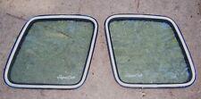 1973-1979 Ford F100 F150 F250 F350 Super Extended Cab Glass Windows (Rt/Lt Pair)