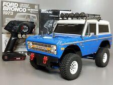 Custom Tamiya 1/10 Ford Bronco 4x4 R/C CC-01 Crawler w/ Aluminum upgrade & Light