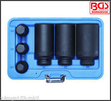 BGS - Impact Drive Shaft Removal Set Sockets & Int Hex Bits, 6 Pcs - Pro - 5334