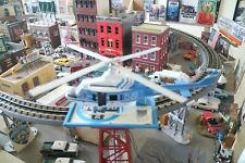 New Ray 1:43 NYPD helicopter / Used