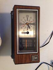 Vintage General Electric Clock Radio Model 7-4550C