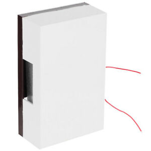 220V Wired Doorbell Manual Ding Dong Bell Chime for Home Hotel Access Control