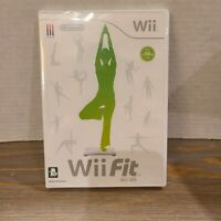 KOREAN Wii Fit Game Nintendo Wii Sealed BRAND NEW - DOES NOT WORK IN US