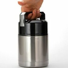 Lunch Box Stainless Steel Thermos Food Container 800ml Vacuum Flask Straight Mug