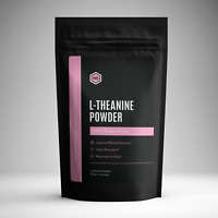 L-Theanine Powder (50g) Pharmaceutical Grade - Nootropic Source