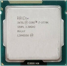 Intel Core i7-3770K 3.5GHz LGA 1155 SR0PL 4Core 8M Cach 5 GT/s DMI Processor