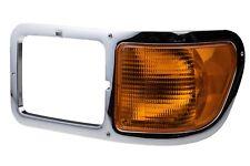 OEM NEW Turn Signal Corner Parking Light w/ Chrome Bezel F650 F750 YC3Z13201AA