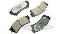 Disc Brake Pad Set-Semi-Metallic Pads Front Tru Star PPM1164