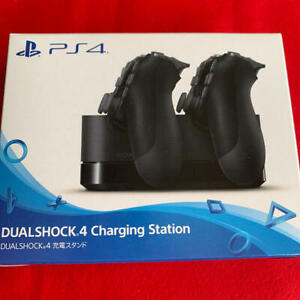 SONY Official DUALSHOCK4 Charging Station for PS4 Dual Shock Controller x2 JAPAN