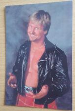 Rowdy Roddy Piper Promo Trading Card 2 WWF WCW NWO WWE