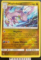 Carte Pokemon MUPLODOCUS 96/145 Holo REVERSE Soleil et Lune 2 SL2 FR NEUF