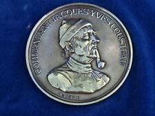 MEDAILLE / Medal - COMMANDANT J-Y COUSTEAU & LA CALYPSO - JOLI / Nice
