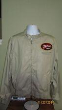 3XL Vintage K-Products Norbest Turkeys Full Zip Casual Button Half Mock Jacket