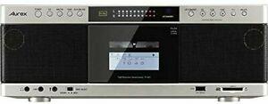 TOSHIBA Aurex TY-AK1 CD cassette tape player High resolution compatible