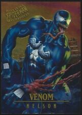 1995 Fleer Ultra Spider-Man Masterpieces VENOM Limited Edition Chrome Card #7