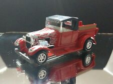 1929 FORD FLAMED PICK UP TRUCK VINTAGE ADULT COLLECTIBLE 1/64 LIMITED EDITION