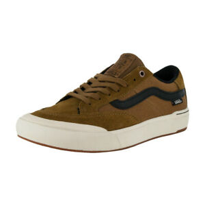 """Vans Off the Wall """"Berle Pro"""" Sneakers (Bronze/Antique) Skate Shoes"""