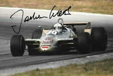 Jochen Mass SIGNED  Arrows-Cosworth  A2  , Dutch GP Zandvoort 1979