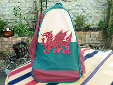 Welsh Dragon Boot Bag