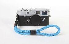 CAM3088 Cam-in Lanyard strap Wrist ring Hand strape Fujifilm Leica Sony Blue