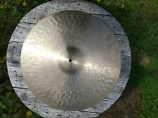 """More details for impeccable and unique zildjian k custom session ride 20"""""""