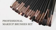 20 Pcs Professional Makeup Brushes Set Powder Foundation and Eye shadow