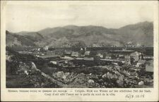 Cetinje Cetigne Montenegro View From the West c1910 Postcard
