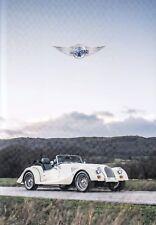 MORGAN 4/4 Plus +4 3.7 Plus 8 +8 4-Seater AERO 8 3-Wheler Prospekt Brochure 93