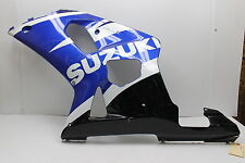 SUZUKI GSXR600 LEFT SIDE COVER FAIRING COWL PANEL (STP87)