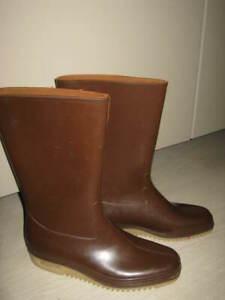ROMIKA Gummistiefel Regenstiefel Segelstiefel Boots PVC Gummi Stiefel Gr.42
