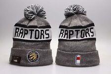 Toronto Raptors Basketball Hat Beanie Fan Winter Cuffed Knit Lint Cap