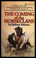 Complete Set Series - Lot of 18 Horseclans books by Robert Adams Horse Clans
