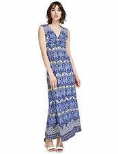Marks and Spencer Casual Floral Maxi Dresses for Women