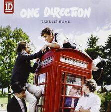 ONE DIRECTION CD - TAKE ME HOME (2012) - NEW UNOPENED - POP ROCK