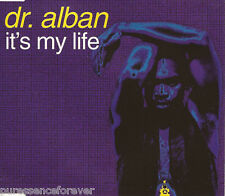 DR ALBAN - It's My Life (UK 3 Track CD Single)