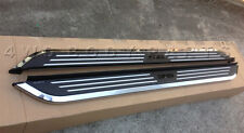 (#125) Holden Colorado 2012 to 2018 Dual Cab Aluminium Running Boards Side Steps