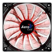 Aerocool Shark Orange Edition 120x120x25 Ventola Raffreddamento 120mm 1500 Giri