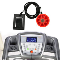 Universal Running Machine Safety Key Treadmill Magnetic Security Switch Lock Gym